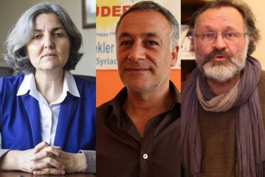 EMEP, Barış Bloku ve SÜDEF'ten ortak mücadele vurgusu