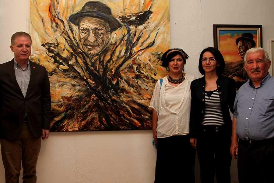 Aşık Veysel memleketi Sivas'ta festivalle anıldı