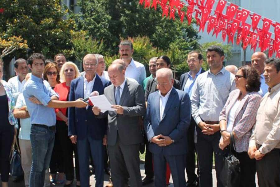 CHP'lilerden İSPARK'ta yolsuzluğa suç duyurusu