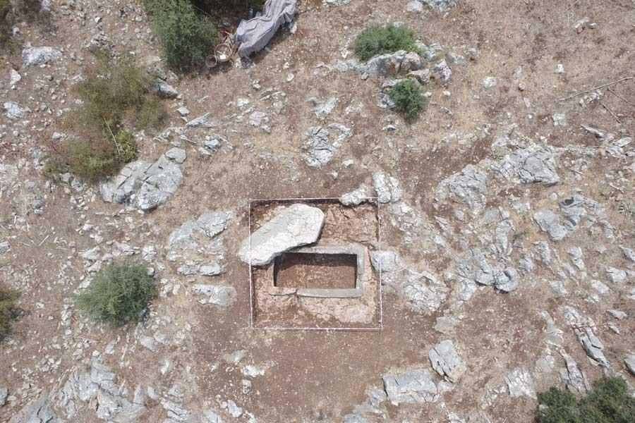 Nekropol ve Kutsal Alan kazıları bitti