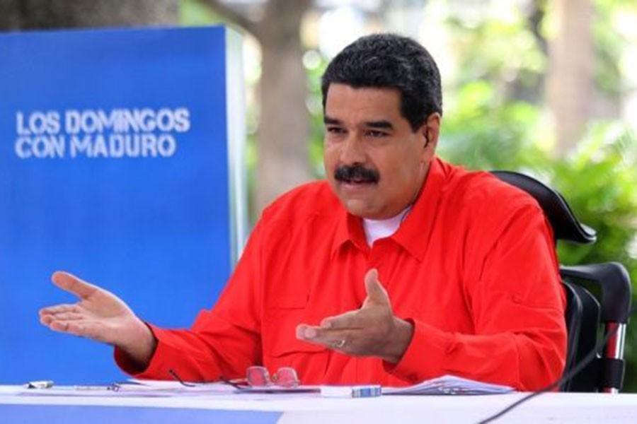 Maduro: Barış anlaşmasına hazırım