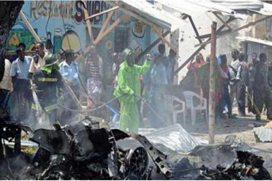 Mısır'da bomba yüklü aracın patlaması sonucu yedi sivil öldü