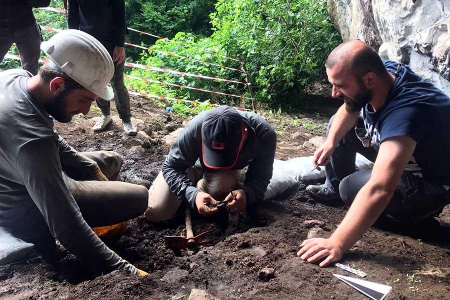 İnönü Mağarası'nda Kalkolitik Çağ'dan kalma eserler bulundu
