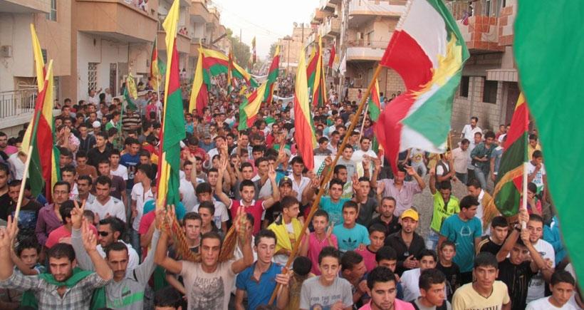 Sadece Kürtlerin değil  bütün halkların devrimi