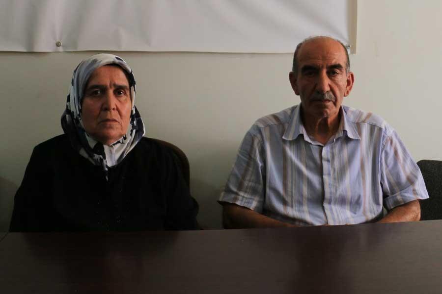 'Oğlumuz 2 beyaz araçtan inen 5-6 kişi tarafından kaçırıldı'