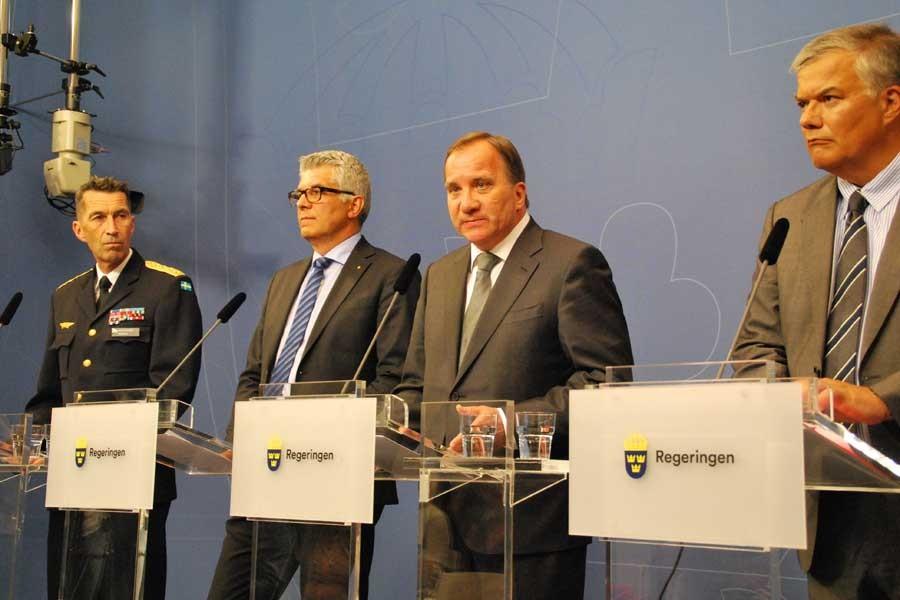 İsveç'te Hükümeti sarsan 'sızıntı' skandalı