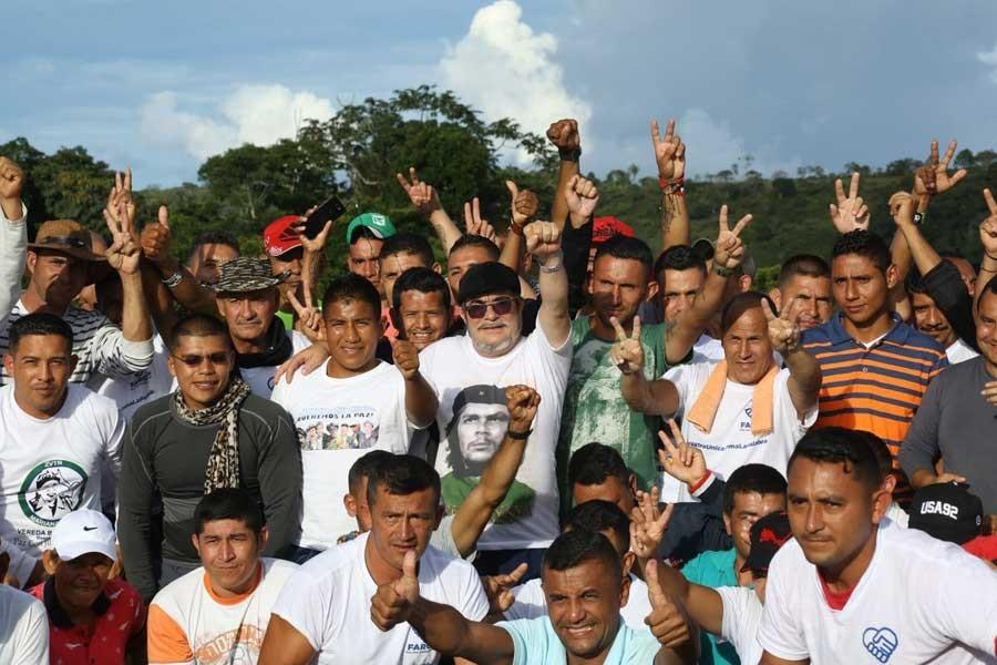 Kolombiya'da suç çetesi, FARC liderlerinin başına ödül koydu