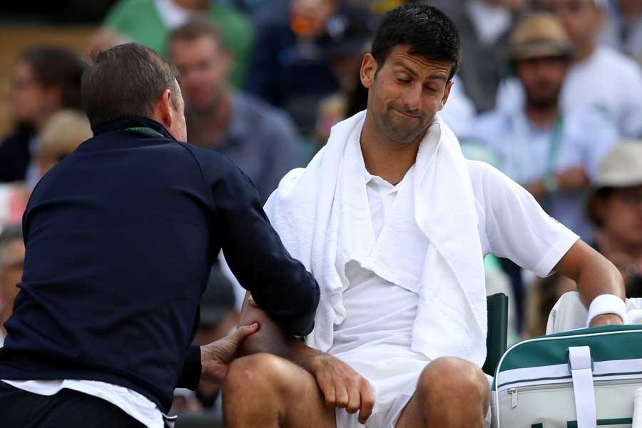 Novak Djokovic, Amerika Açık'ta yok