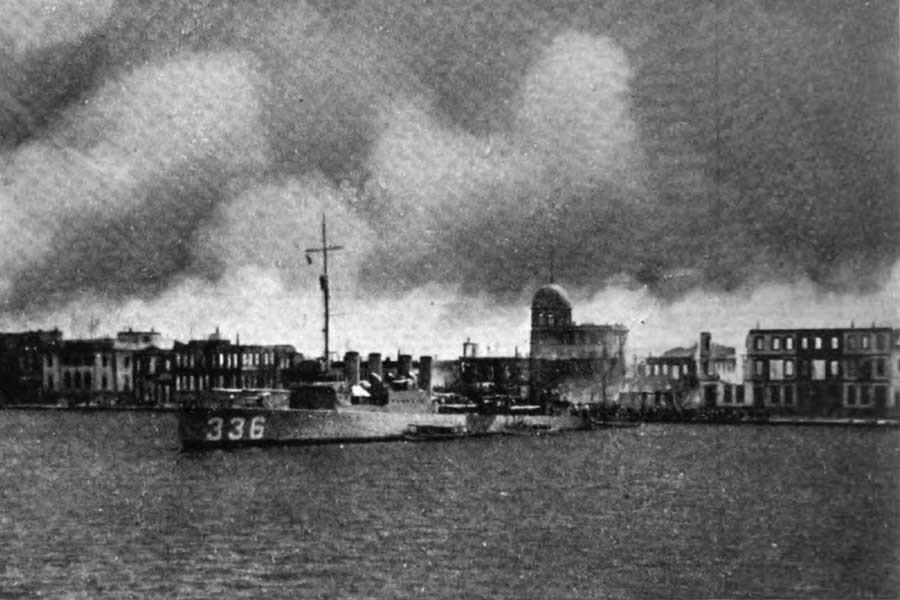 Ermeniler İzmir Yangını'ndan sonra ilk kez ayin yapacak
