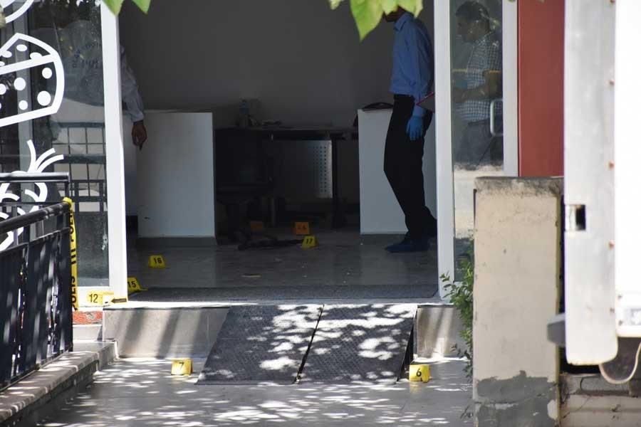 Askeri ihale öncesi firmaya silahlı baskın: 1 ölü, 2 yaralı