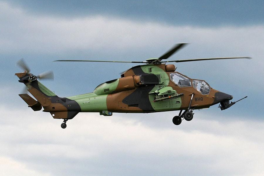 Alman ordusuna ait askeri helikopter Mali'de düştü