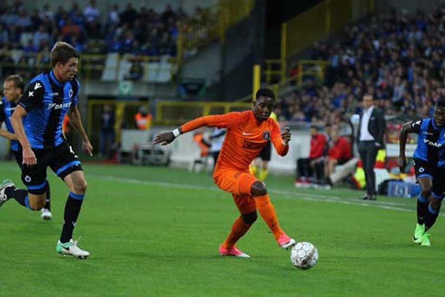 Başakşehir, Club Brugge ile 3-3 berabere kaldı