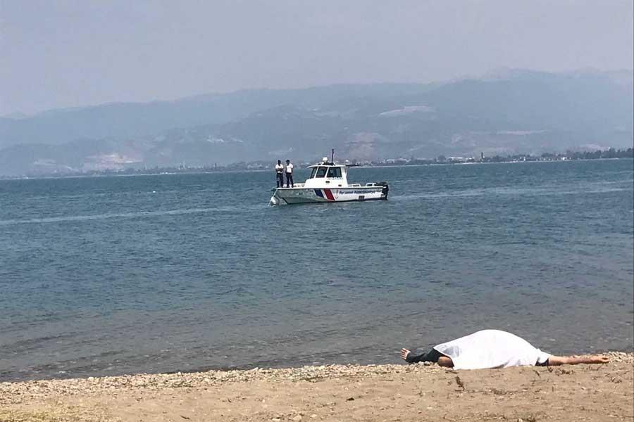 İznik Gölü'nde facia; 3 kişi boğuldu, 1 kişi aranıyor