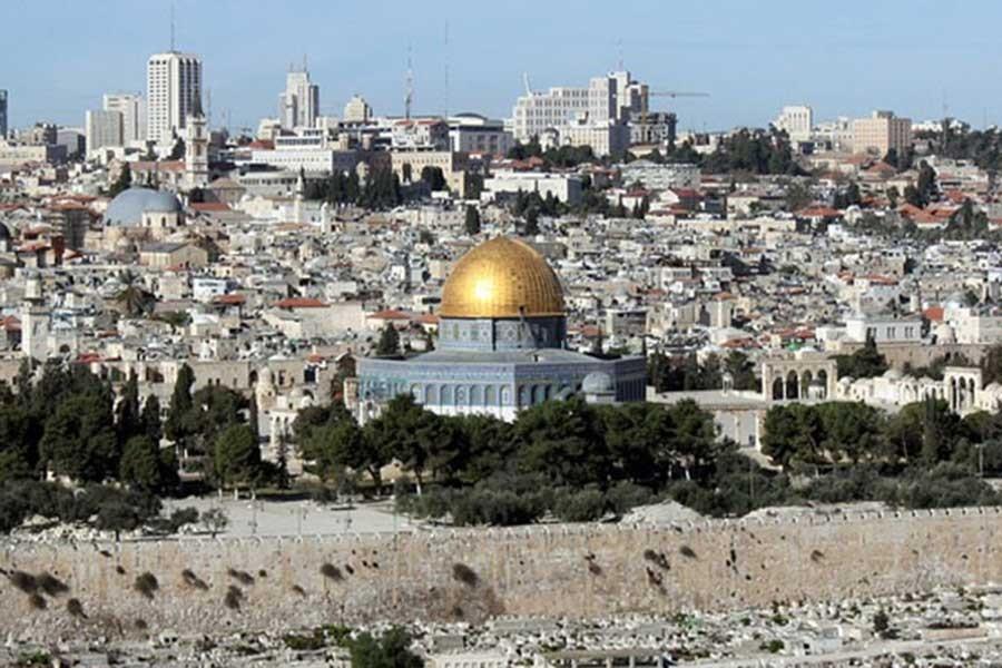 Filistinliler iki hafta sonra Mescid-i Aksa'da