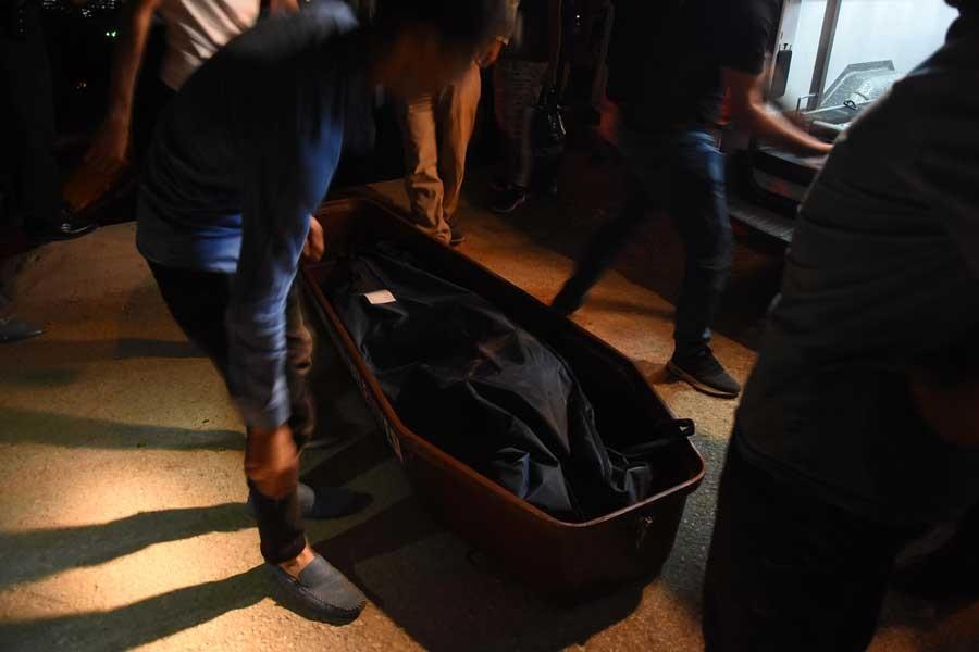 İzmir'de oyun oynayan çocuklar ceset buldu