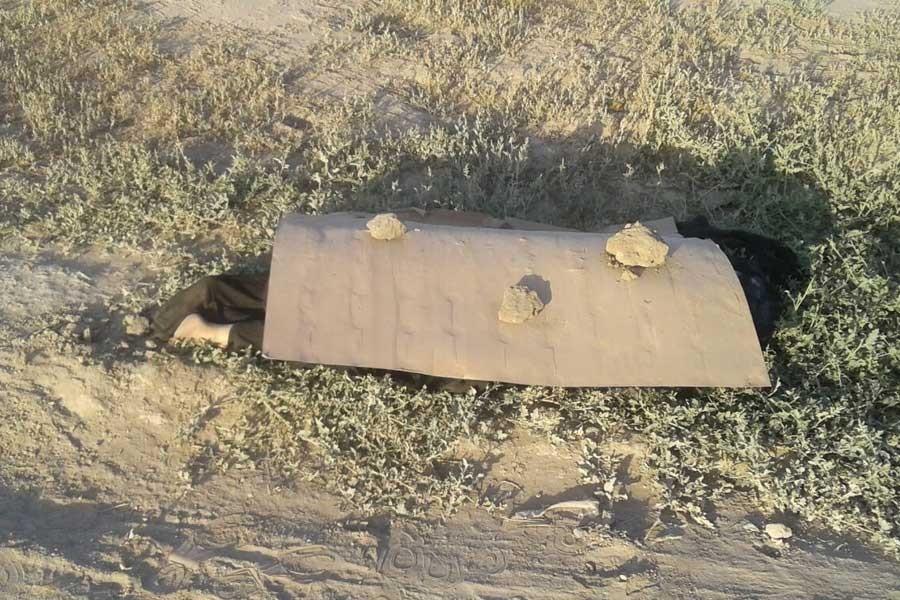 Doğubayazıt'ta kadın cesedi bulundu