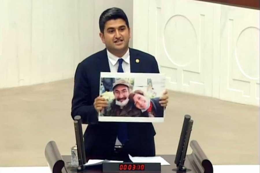 CHP'li Adıgüzel Gülmen ve Özakça'ya ziyaret engelini sordu