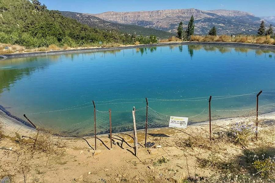 11 yaşındaki çocuk serinlemek için girdiği gölette boğuldu