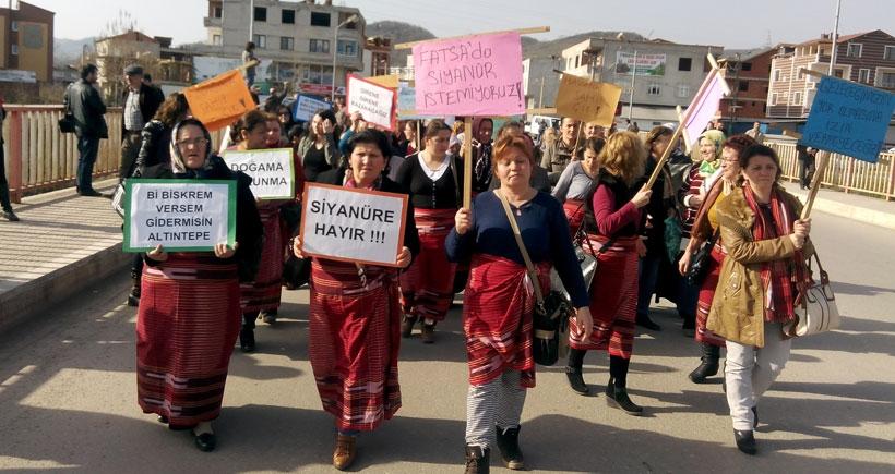 'Toprağımızı savunuyoruz, suçlu değiliz'