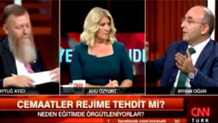 AKP member: We founded new state, founding leader is Erdoğan