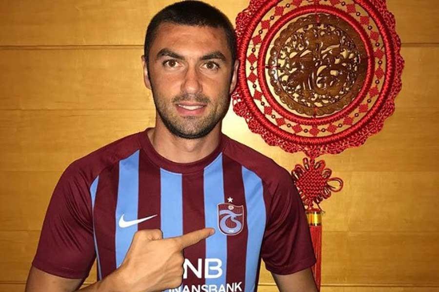 Trabzonspor Burak Yılmaz'la yarın imzalıyor