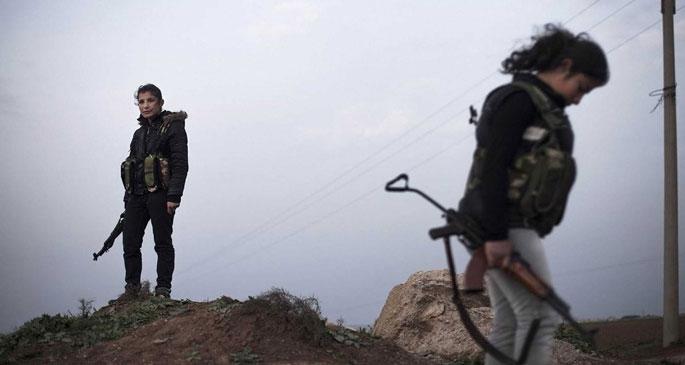 Ekim Devrimi'nden Kobanê'ye giden yol