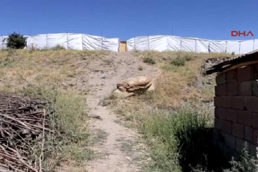 Varto'da höyük kazısına tepki: Kamulaştırma bedeli ödenmedi