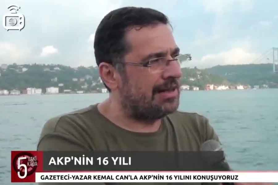 5 DAKİKADA <br> AKP'NİN 16 YILI