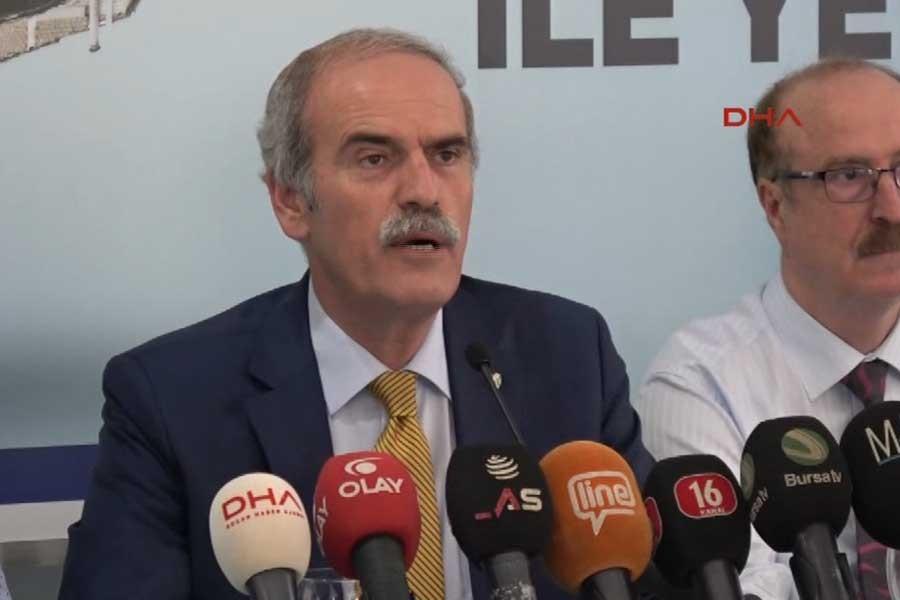 AKP'DE GÜNDEM İSTİFALAR