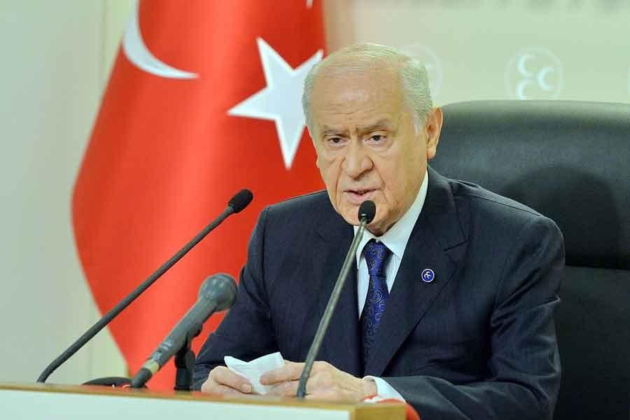 Bahçeli: Seçimde Yenikapı ruhuyla Erdoğan'ı destekleyeceğiz