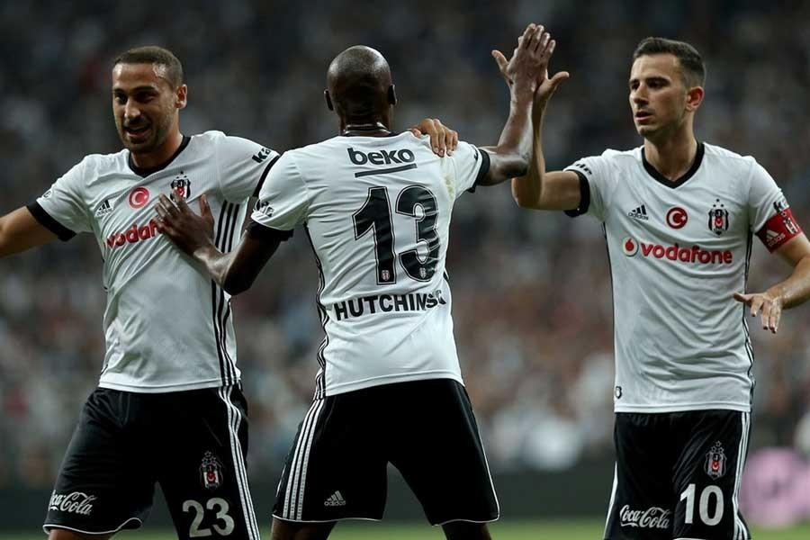 Beşiktaş'ın UEFA Şampiyonlar Ligi maç saatleri belli oldu