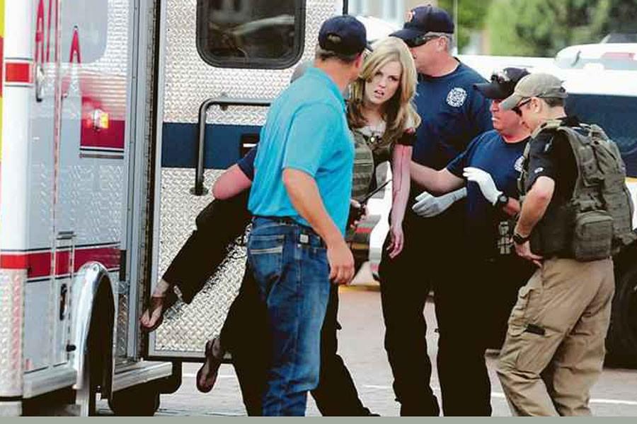 ABD'nin Clovis kentinde silahlı saldırı: En az 2 ölü