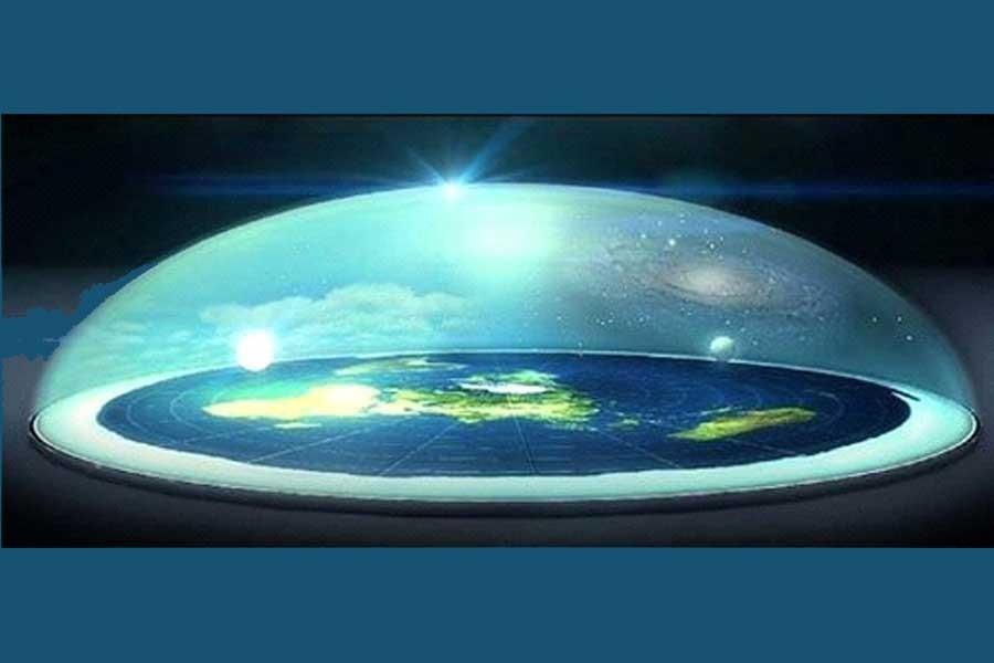 AK Gençlik yöneticisine göre Dünya 'düz'