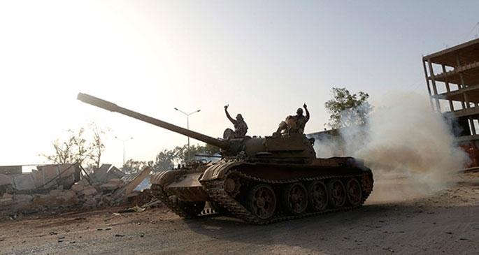 IŞİD'in Libya'daki yeni emirliği
