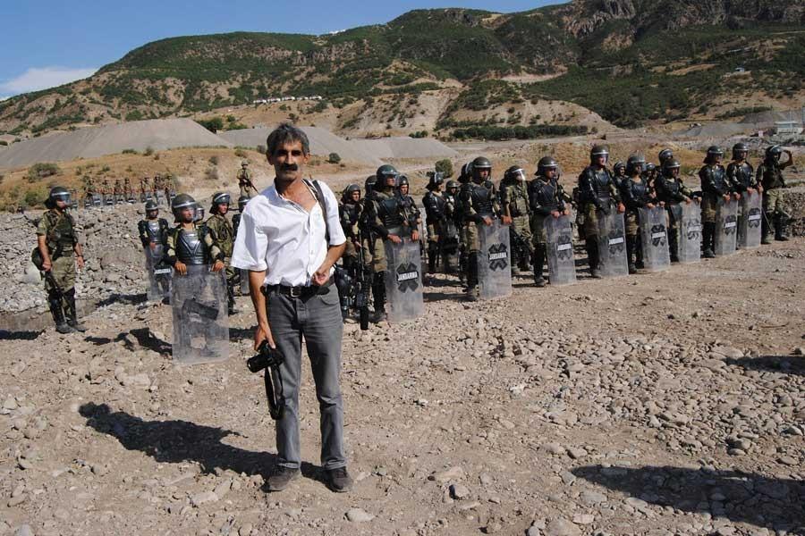 'Baraj mahsur bıraktı  Kemal Özer sesimiz oldu'