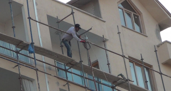 İşçi güvenliği hak getire!
