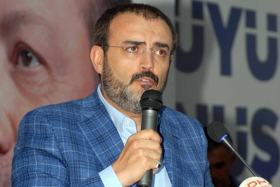 AKP Sözcüsü Ünal'dan Balıkesir Belediye Başkanı'na çağrı
