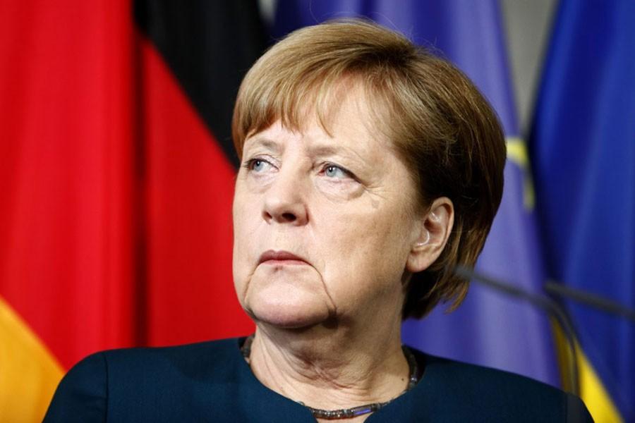 Almanya'da büyük partilerin tarihi çöküşü