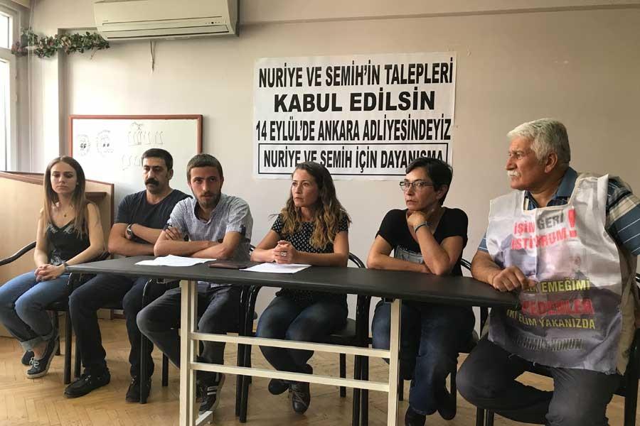 '14 Eylül'de Ankara Adliyesi'nde buluşalım'