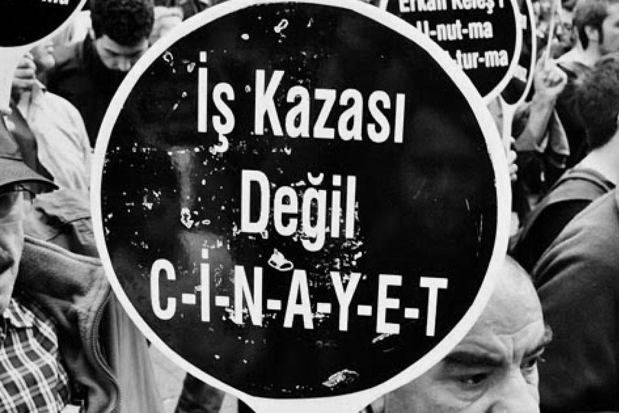 Maraş'ta dondurma fabrikasında iş cinayeti