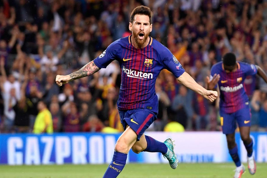 Formda Messi Getafedeplasmanında