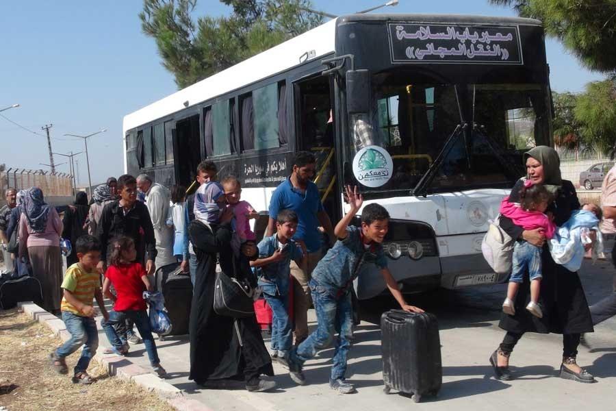 Bayramı Suriye'de geçirip dönenlerin sayısı 15 bine ulaştı