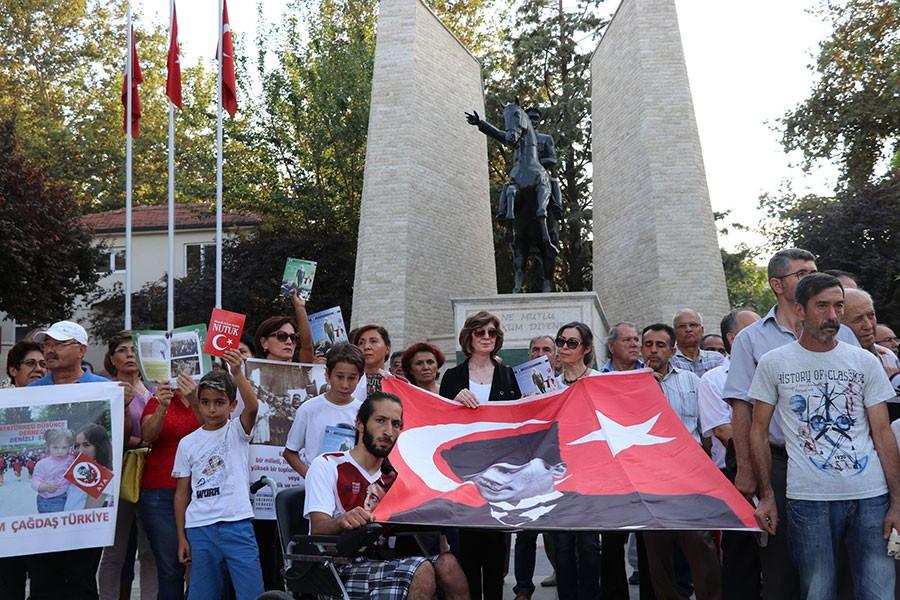 ADD Denizli Şubesi, müfredat değişikliğini protesto etti