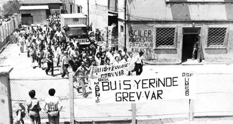 Metal grevlerinden anılar ve Kavel