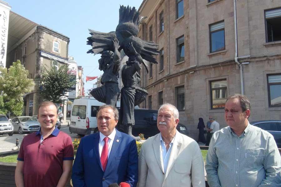 CHP'li Torun'dan 'Fındık için adalet' yürüyüşüne davet