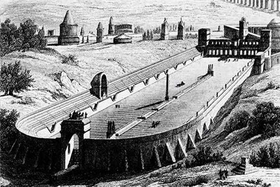 Antakya'daki Roma hipodromu Arkeopark olacak