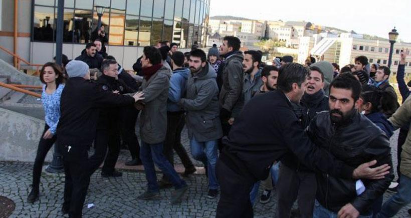 KOÜ'de 61 öğrenciye soruşturma açıldı