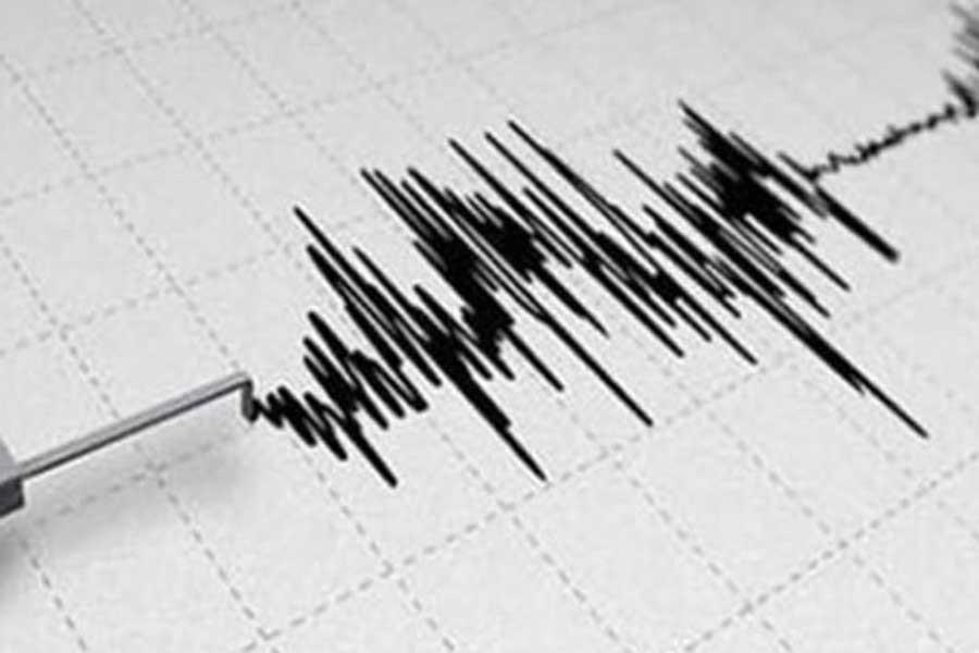 Balıkesir'in Erdek ilçesinde 4.0 büyüklüğünde deprem