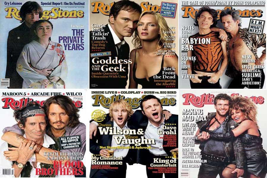 50 yıllık müzik dergisi Rolling Stone satışa çıkarıldı