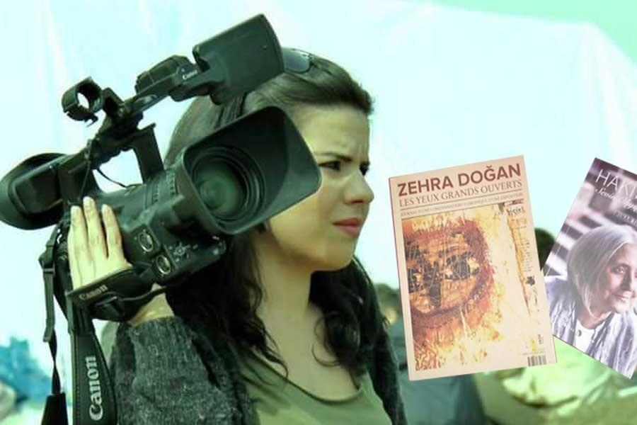 Tutuklu Gazeteci Doğan için Fransa'da kitap basıldı